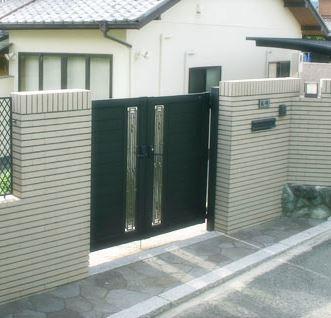 門柱・フェンス・カーポート・ブロック塀1